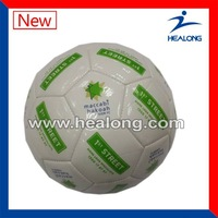 Custom Machine Stitched PVC Soccer Ball