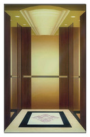 Latest made in China germany technology elevator lift