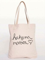Top quality eco shopper cotton bag