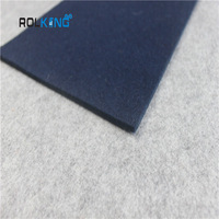 2mm thick color natural wool felt