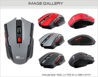2015 High Quality Fantech W529 Cheapest Wireless Mouse 2.4Ghz Wireless Optical Mouse