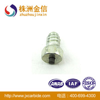 anti-skid threaded ball stud for tyre with carbid pin
