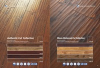 brazilian mahogany wood waterproof laminate flooring