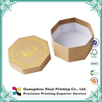 Supply Kraft Paper Hot Stamping Custom Decorative Wedding Post Box Wholesale