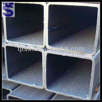 GB/T3091Q235 120x120mm welded painted carbon inch weight steel square rectangular section galvanized price supplier manufacturer