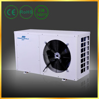 Best Sale in Europe Market Portable Air Source Heat Pump For Swimming Pool of Family Combine Solar System