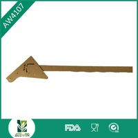 Durable in use wood ruler/MDF ruler/wood protractor