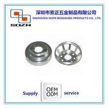 Precision turned parts/tube/ cover for pump/turning part