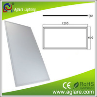 600x1200mm SMD2835 60W panel led light battery powered led panel light