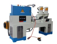 steel pipe extruder machine