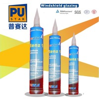 High quality pu sealant excellent sealing performance ureathane windscreen adhesives Renz10