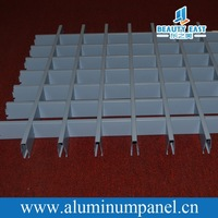 Pop design and anti-corrosion cell ceiling Aluminum (grid) ceilings