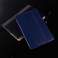 Flip Leather Holster Cover Case For Lenovo A5500