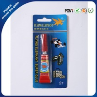 2g Super Glue 3 Seconds For Toys / Shoes / bags Repairing In Russia Market