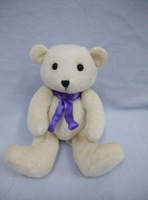 Wholesale cheap plush bear toys MOQ 500 pieces