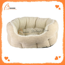 Portable new soft square cheap bed cat and dog