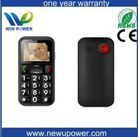 OEM wholesale 2G 3G sos mobile phone dual sim quad band without camera