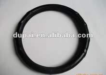 2012 concave-convex cool steering wheel cover exported lambskin