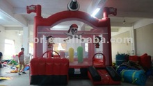 2012 New design inflatable pirate ship bouncer for sale