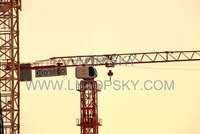 topless tower crane 6 tons TT5512-6