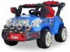 R/C baby electric car with working lights,MP3 music 823 blue