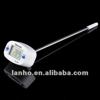 Instant Digital Food Probe Cooking BBQ Meat Oven Chocolate Thermometer New