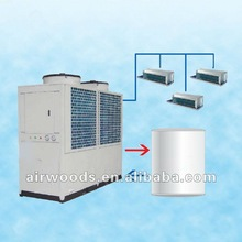 Energy saving top discharge digital air conditioner heat pump