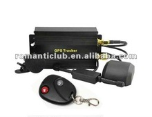 GPS/GSM/GPRS Vehicle Car gps Tracker System TK103B +Remote Conctrol