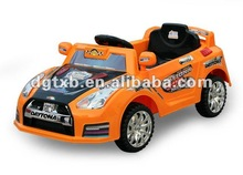 remote controlled ride on sports cars