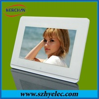 7 inch floor standing photo frames, digital picture frame (DPF9730J)