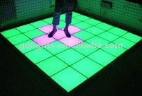 300mm*300mm RGB strip light floor