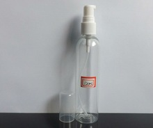 120ml PET white spray bottle 100pc/lots e-cig oil/e-liquid/perfume