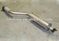 chery silencer,muffler before,fr silencer,S22-1201110