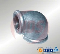 GI malleable iron pipe fitting