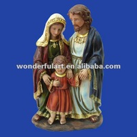 ceramic native american nativity sets