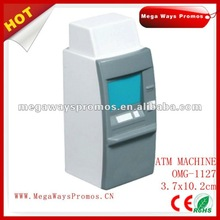 PU Foam ATM Machine Stress