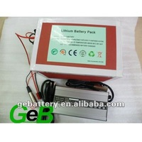 hot sale 20Ah 48V lithium ion car battery