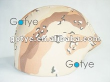 Polyester Waterproof 6 Colored Desert Camo Helmet Cover
