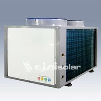 Ground source heat pump with CE ISO CCC