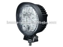 Car accessories 2012 27W hot car LED work light HML-0627