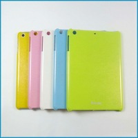 Noctilucent case for ipad mini bling pc cover for ipad mini
