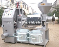 oil making machine / oil refinery