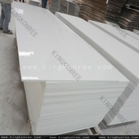 extremely hard acrylic solid surface shower surround sheet