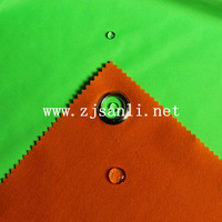 polyester Corrosion resistance Suitable for the production of climbing 3 layer laminated stretch soft shell fabrics