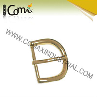 plain alloy plating belt buckle