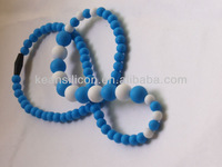 2013 Functionable Energy High Quality Silicone Necklace Jewelry