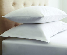 Five Star Hotel white cotton envolop style pillow case