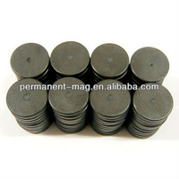 energy meter magnet / round magnets permanent ferrite for energy meter