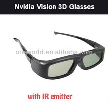 nvidia 3d vision glasses,active shutter 3d eyewear for toshiba notebook PC Satellite A660 Qosmio X875-3D
