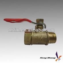 Female Long Handle Gas Valve